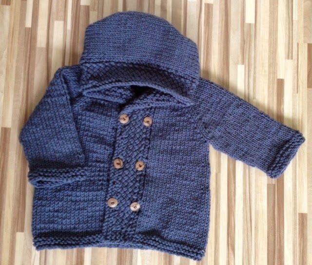 Petra plete: Latte Baby Coat