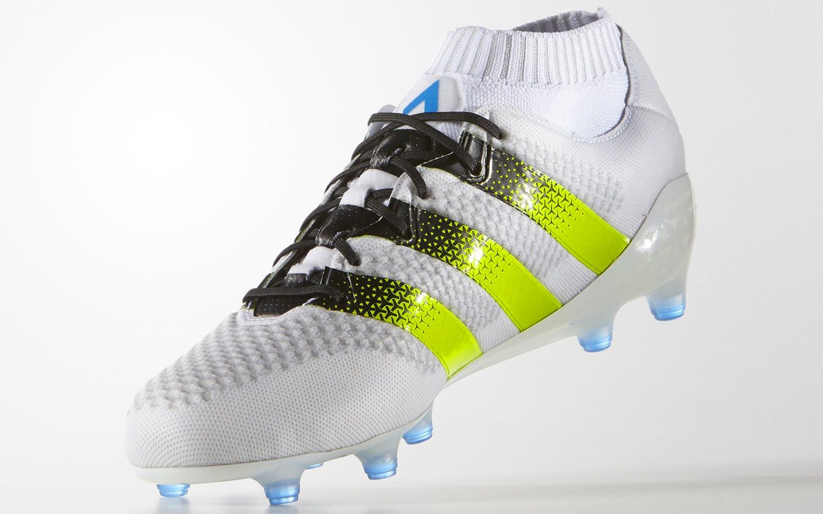reputable site 086c1 da835 The first-ever white Men s edition of the next-gen Adidas Ace Football Boots  boasts a fresh design.