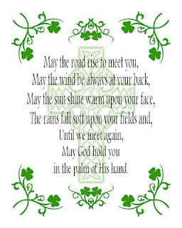 photo regarding Printable Irish Blessing called Pin upon Absolutely free Printable Bible / Christian Supplies