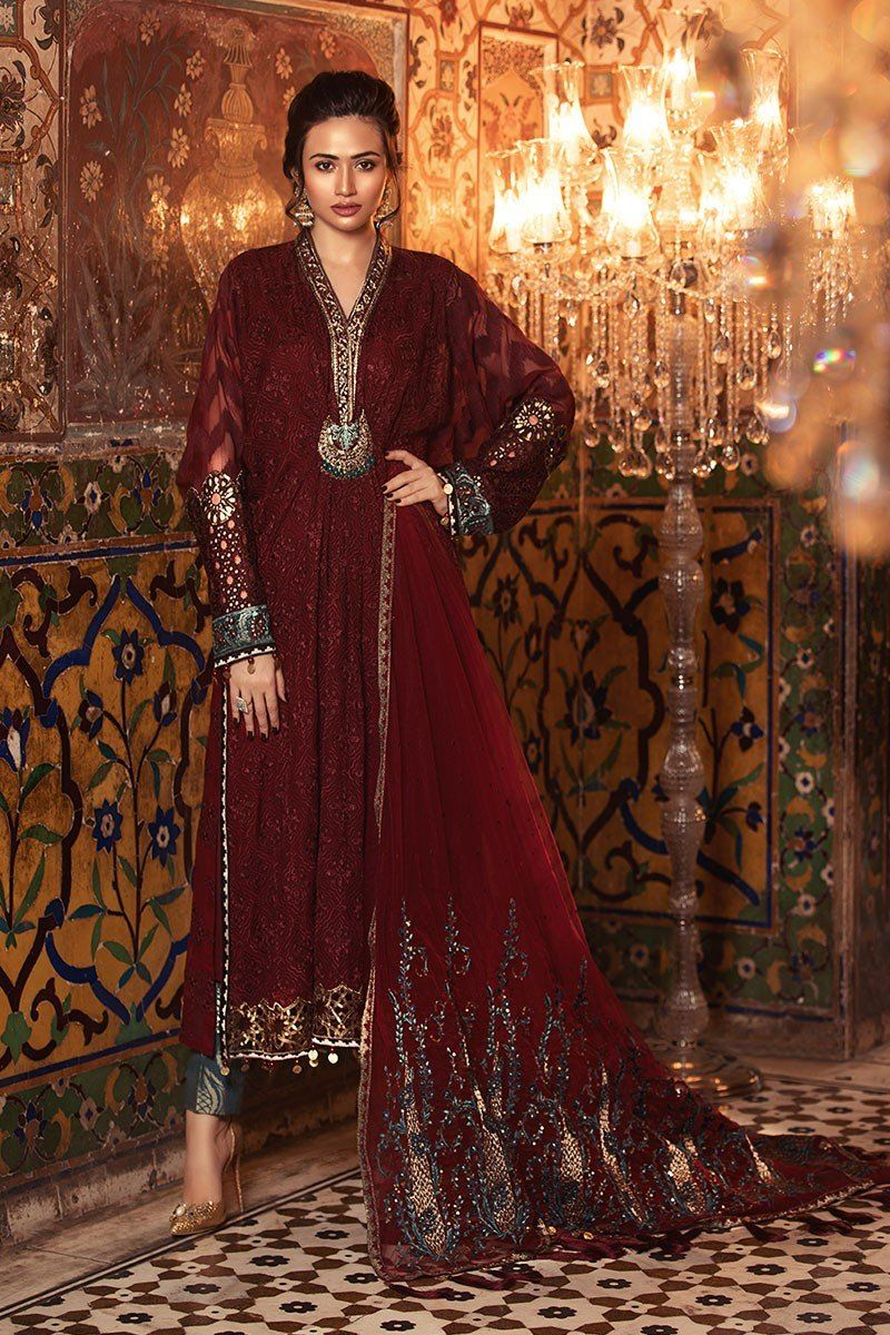 Mariab party wear mariab in pinterest suits