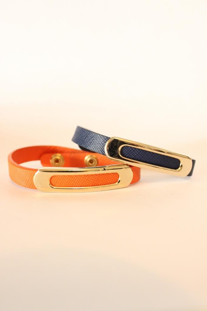 #Fashion #Gold Tone #Wristband Leatherette Buckle #Belt #Bracelet #Boho Cuff