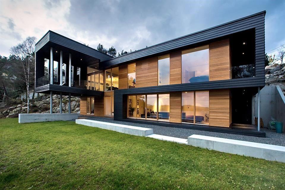 Casas De Noruega