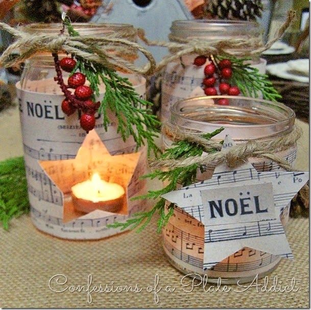 A Country French Christmas | French christmas and Craft