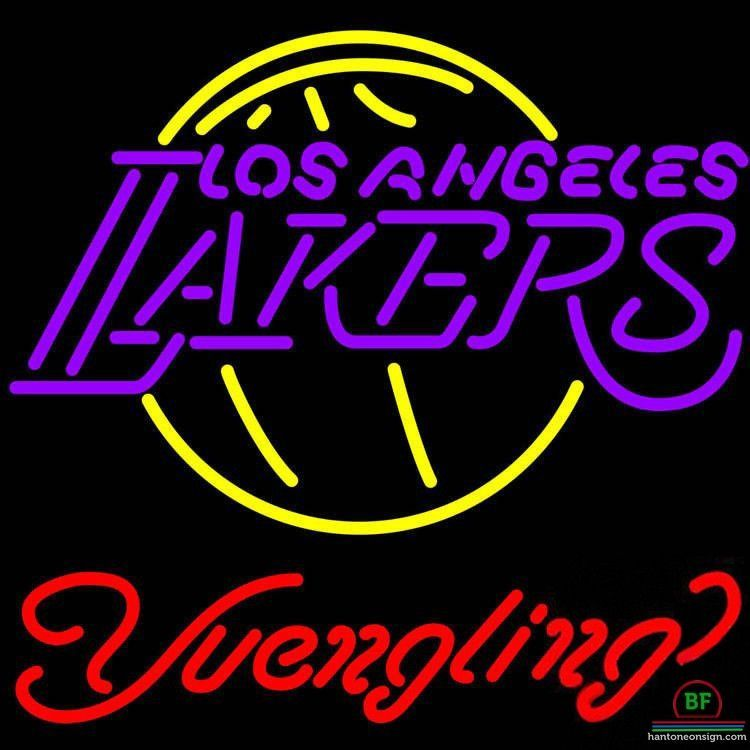 Yuengling Los Angeles Lakers Neon Sign NBA Teams Neon Light
