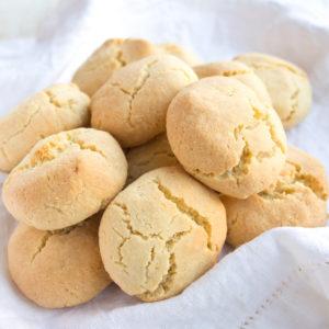 Speedy Savoury Scones (Almond Flour Biscuits) – Sugar Free Londoner