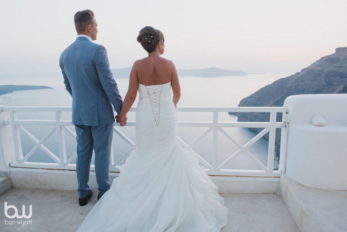 Dana Villas Wedding Venue Santorini | Dana villas, Wedding venues ...