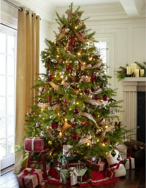 Design is... All in the Detail: Making it through the Holidays - Decorating the Tree