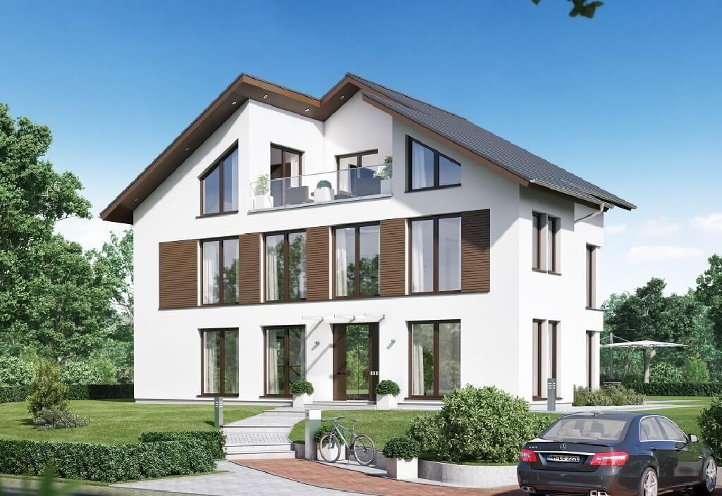 CONCEPT-M Wuppertal Ambiente V1 - Bien Zenker Haus - bien zenker haus