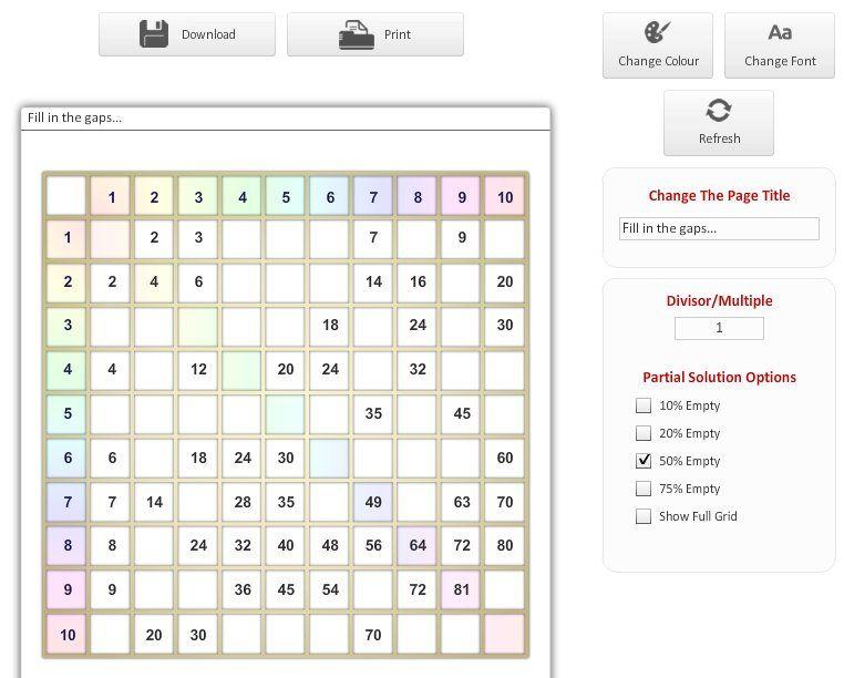 c0cca7c449824e9e468282d2d99148d7 Open Source Math Worksheet Generator on