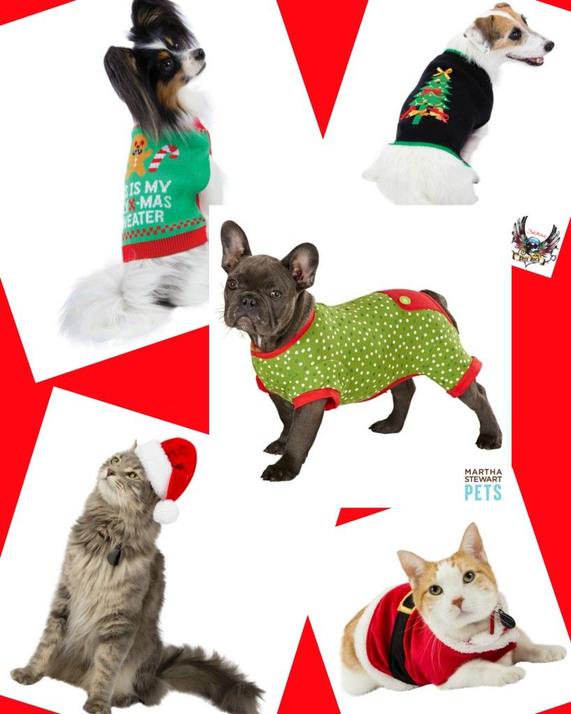 PetSmart Fashions perfect to get your dog or cat into the Holiday ...