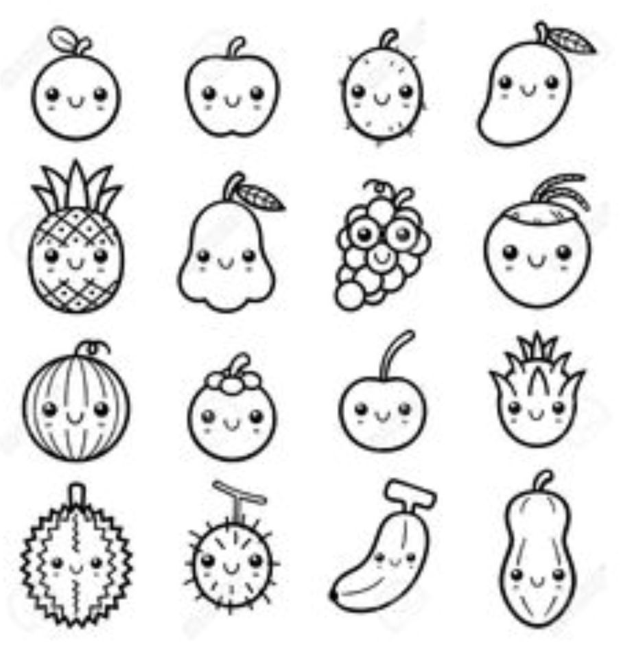 Pin By Sushipanda On Sketches Cute Food Drawings Cute Easy