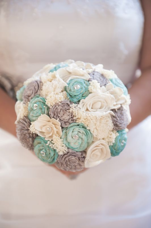 Sola Flower Bouquet | Weddingbee Photo Gallery | Cruise wedding ...