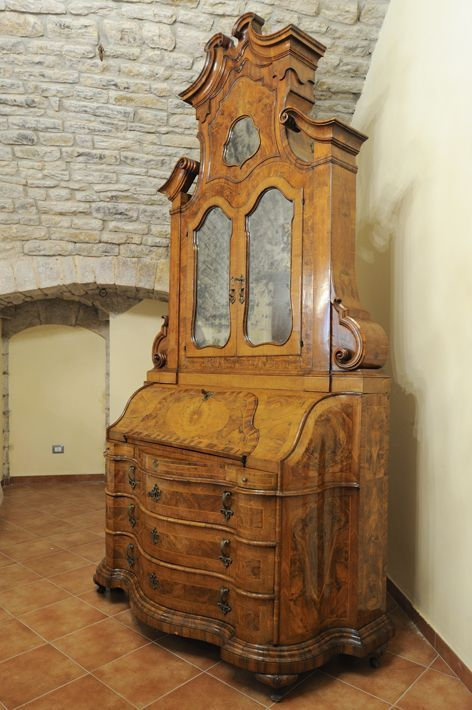 Rarissimo trumeau '700 veneziano Antiquariato su Exclusive Antiques