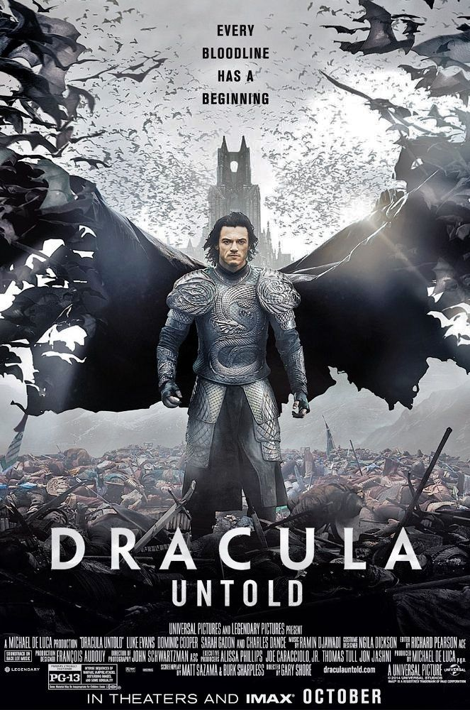 Dracula Untold 2014 Dracula Untold Dracula Vampire Movies