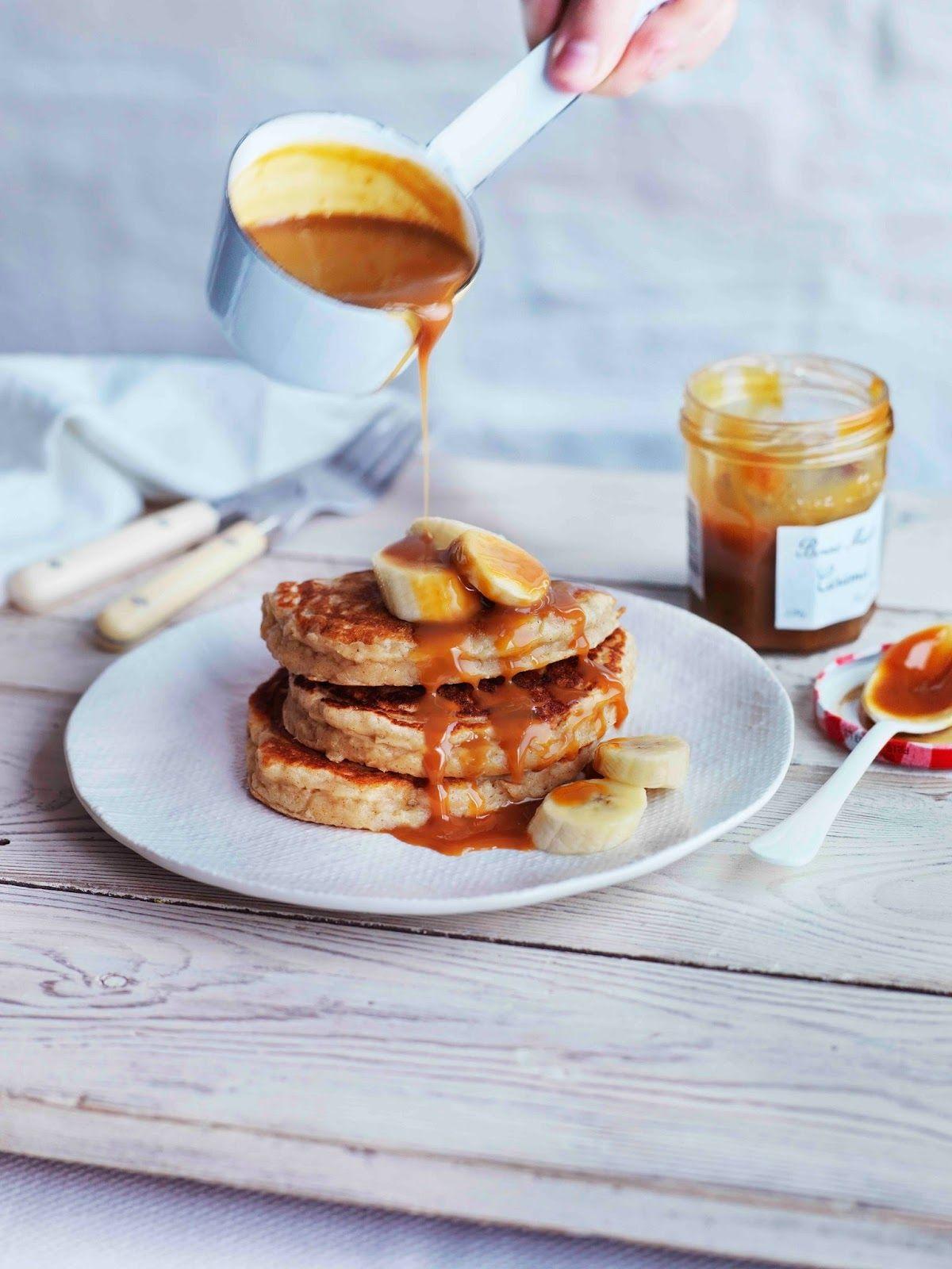 Go Bananas for Bonne Maman Pancakes...