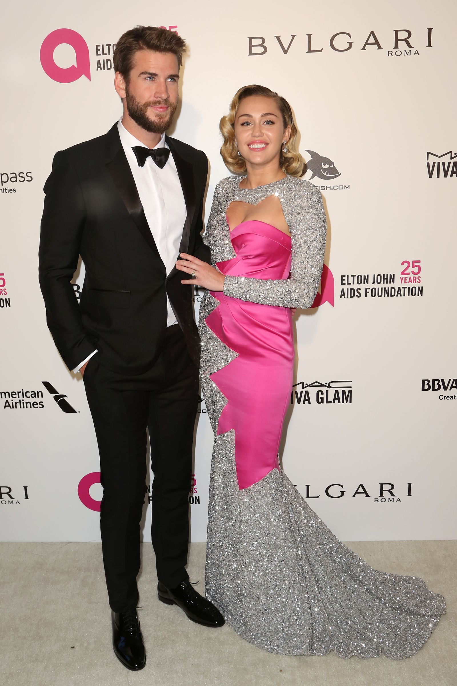 Miley Cyrus Alfombra Roja Las After Party De Los Oscar 2018 Red Carpet Miley