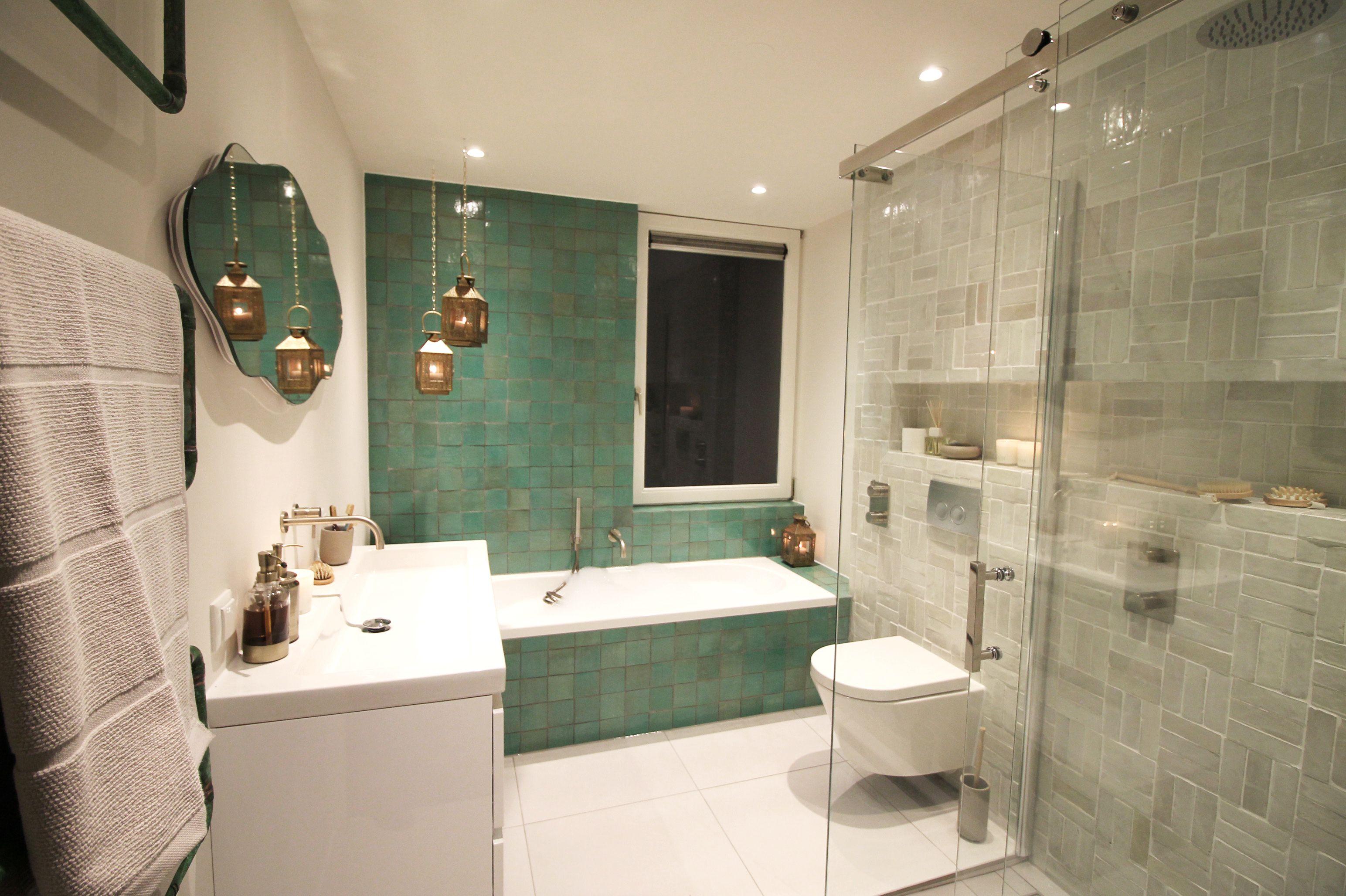 Badkamers Den Bosch : De modern oosterse badkamer die wij maakten in den bosch een
