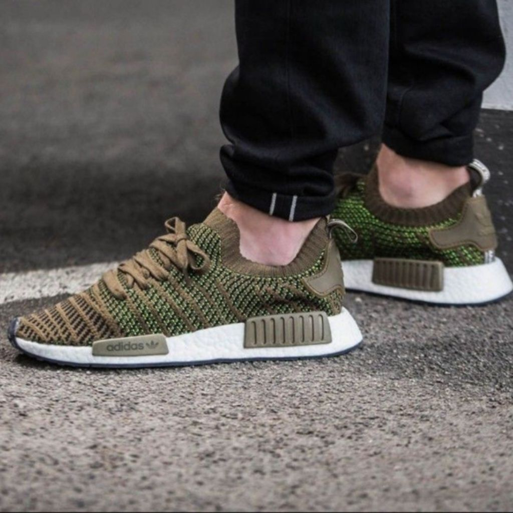 Forever Collecting Sneakers Adidas NMD R1 Primeknit STLT