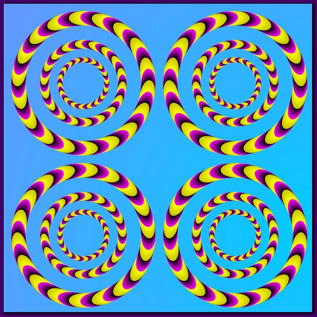 Moving Optical Illusions Pictures magic eye picture