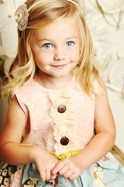 Bostyn Cruz Little Girl Hairstyles Mini Boden Dress