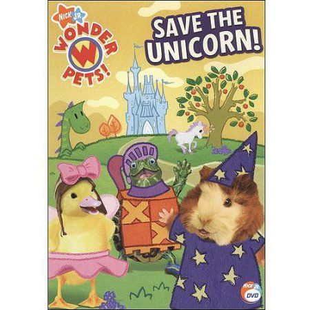 Paramount Pictures Wonder Pets Save The Unicorn Walmart Com