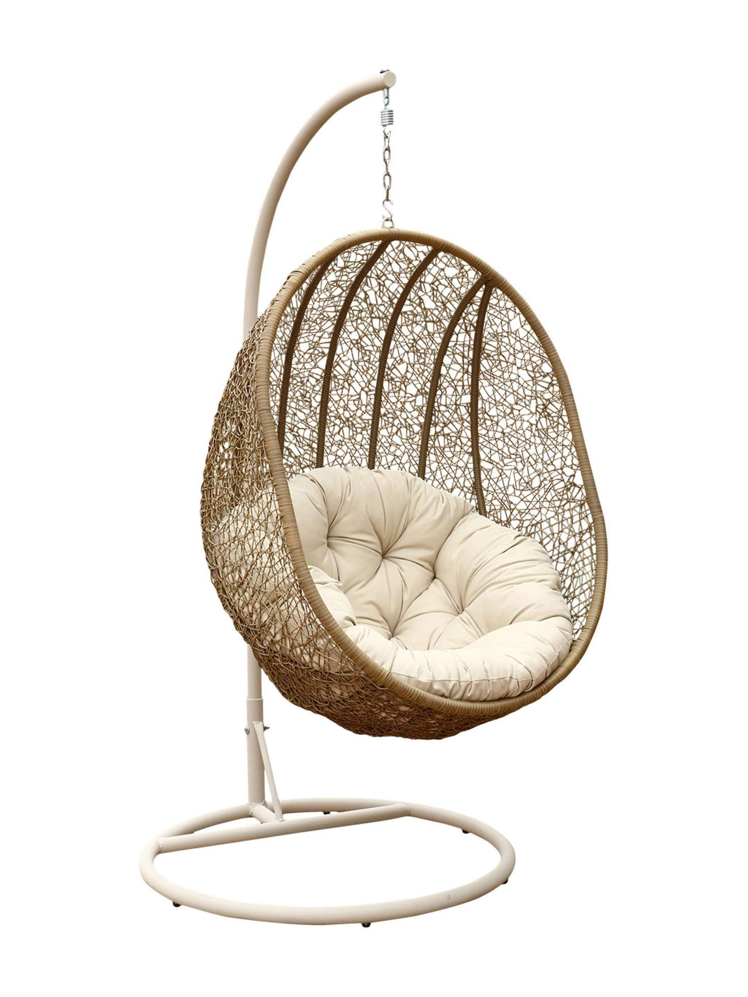 Lamport Swinging Egg Chair Swinging chair, Chair