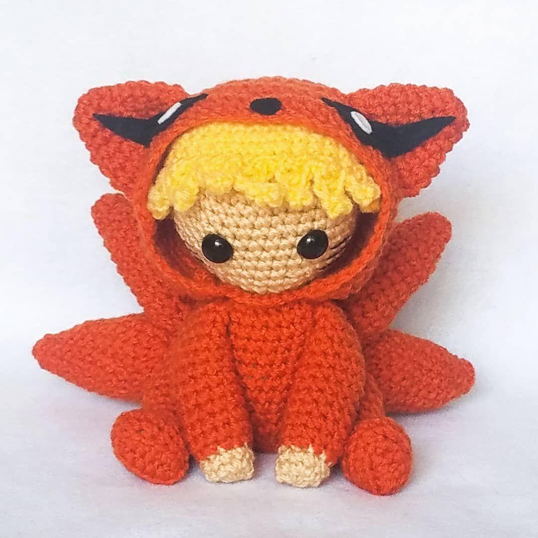Naruto Amigurumi Crochet - YouTube | 1080x1080
