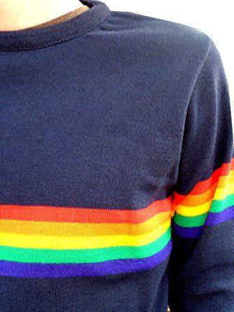 image result for rainbow clothing  80s fashion rainbow