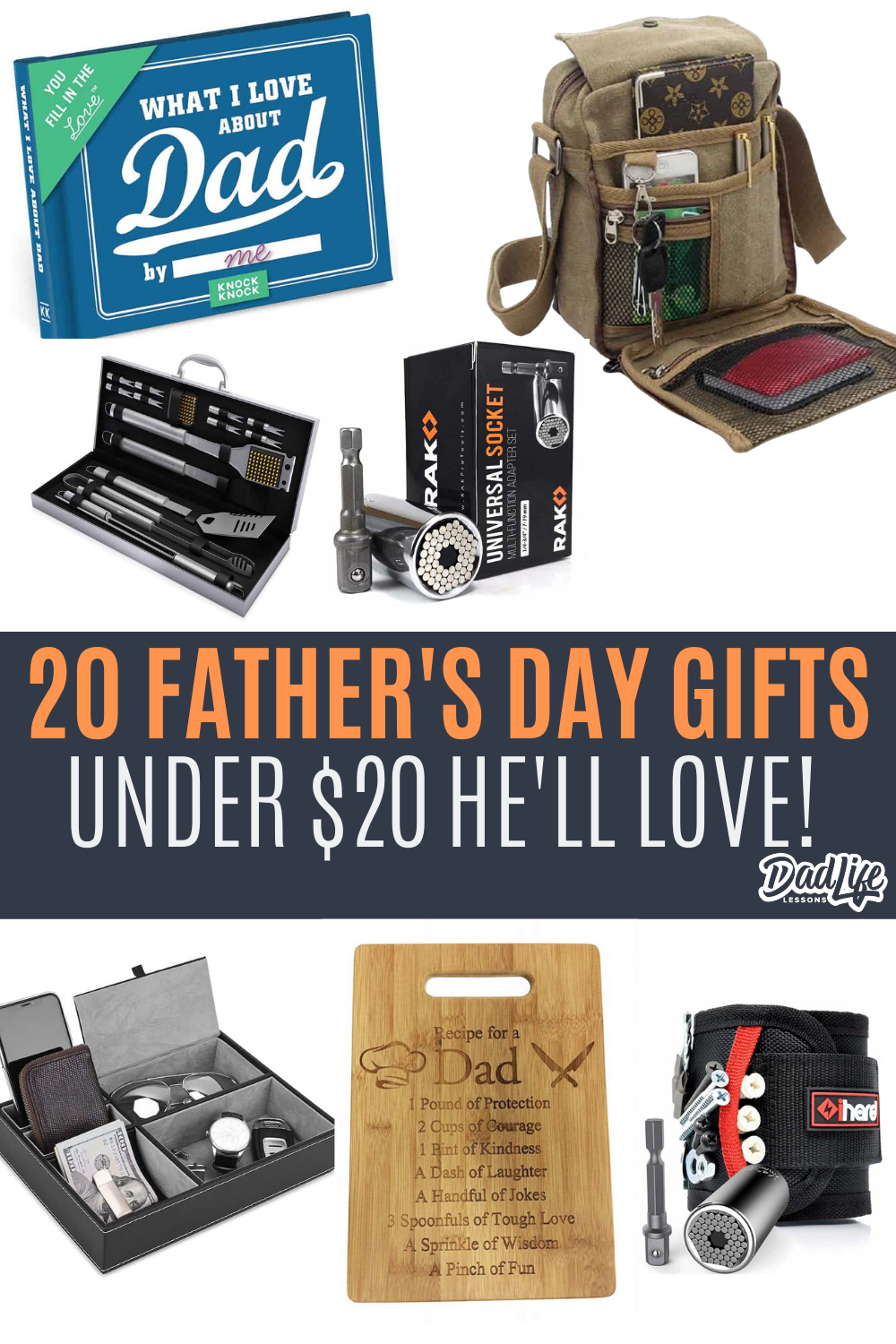 20 Father S Day Gifts Under 20 Fathers Day Gifts Fathers Day Great Father S Day Gifts