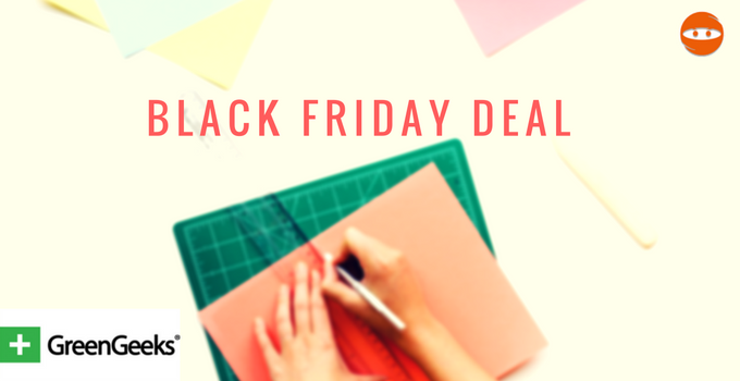 Get GreenGeeks Black Friday 2016 Deals with almost 50% of Discount on all Web Hosting Plans. Grab GreenGeeks Black Friday sale with Coupon Code.