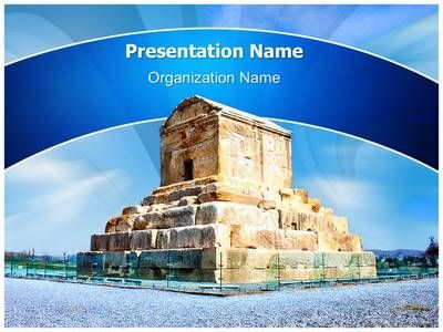 Cyrus tomb iran powerpoint template is one of the best powerpoint cyrus tomb iran powerpoint template is one of the best powerpoint templates by editabletemplates toneelgroepblik Gallery