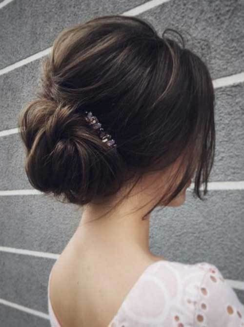 Amazing wedding hairstyles for ladies