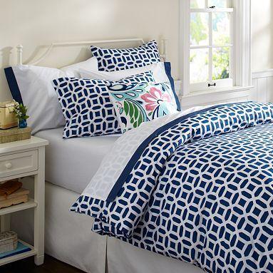 Peyton Organic Duvet Cover & Pillowcases