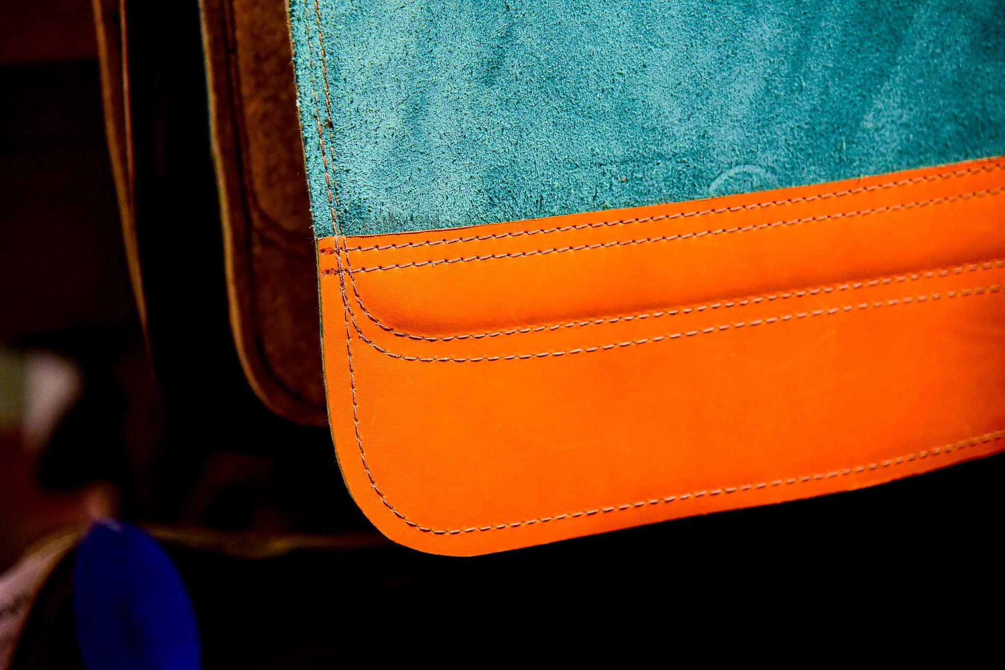 SaddleRight Western Deluxe Legacy Saddle Pad
