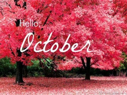Ordinaire Hello October Quotes Quote Months October Hello October October Quotes Goodbye  September