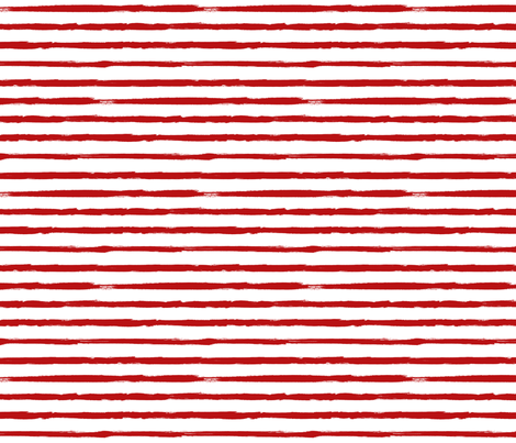 Colorful Fabrics Digitally Printed By Spoonflower Painted Red Stripes Grunge Vintage Distressed 4th Of July American Flag Stripes Holiday Fabric American Flag Stripes Spoonflower Fabric