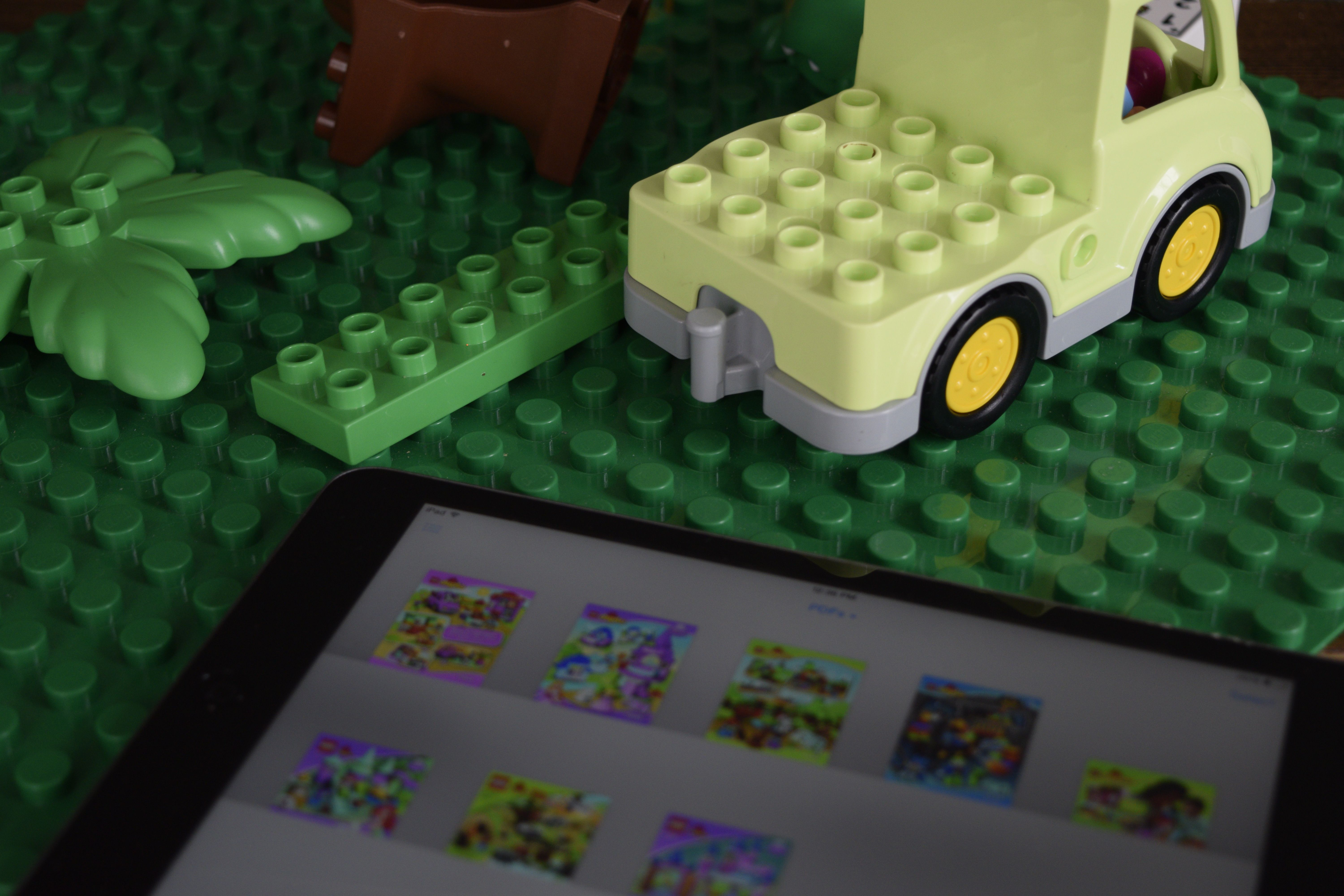 How To Download Lego Build Instructions For Ipad Kids Art Games