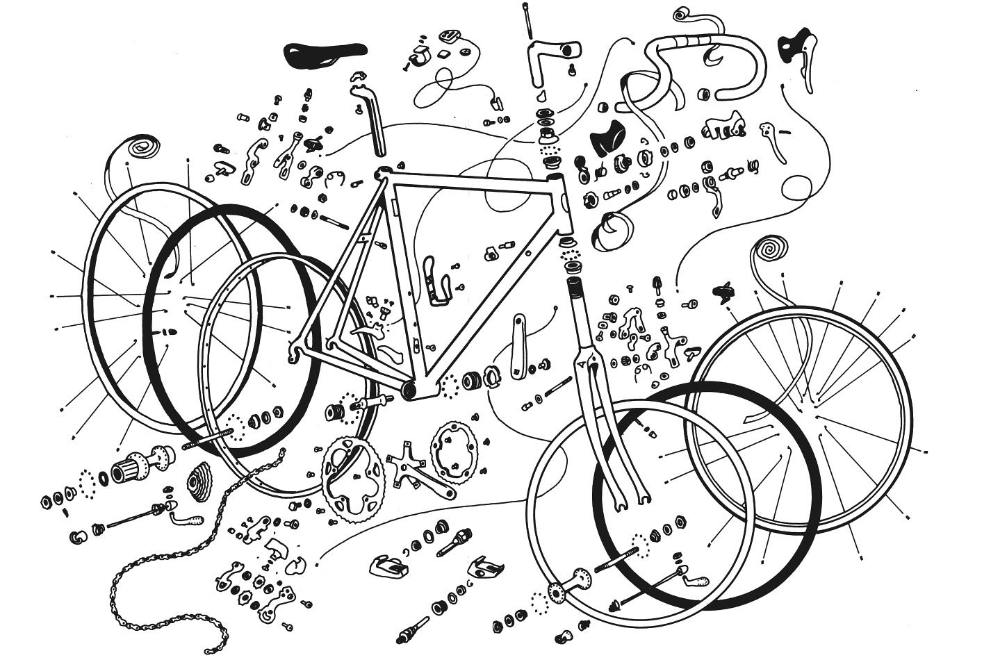 5th Edition Of Zinn The Art Of Road Bike Maintenance Gets At Old