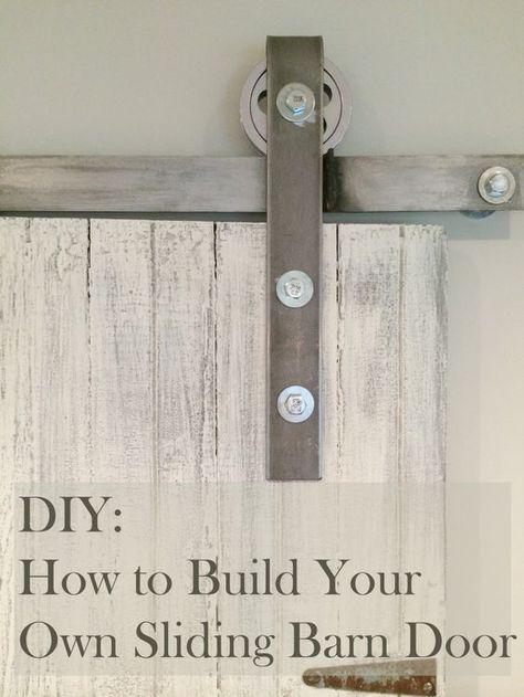 Great Diy For Sliding Door Mechanism Ideas Pinterest Doors