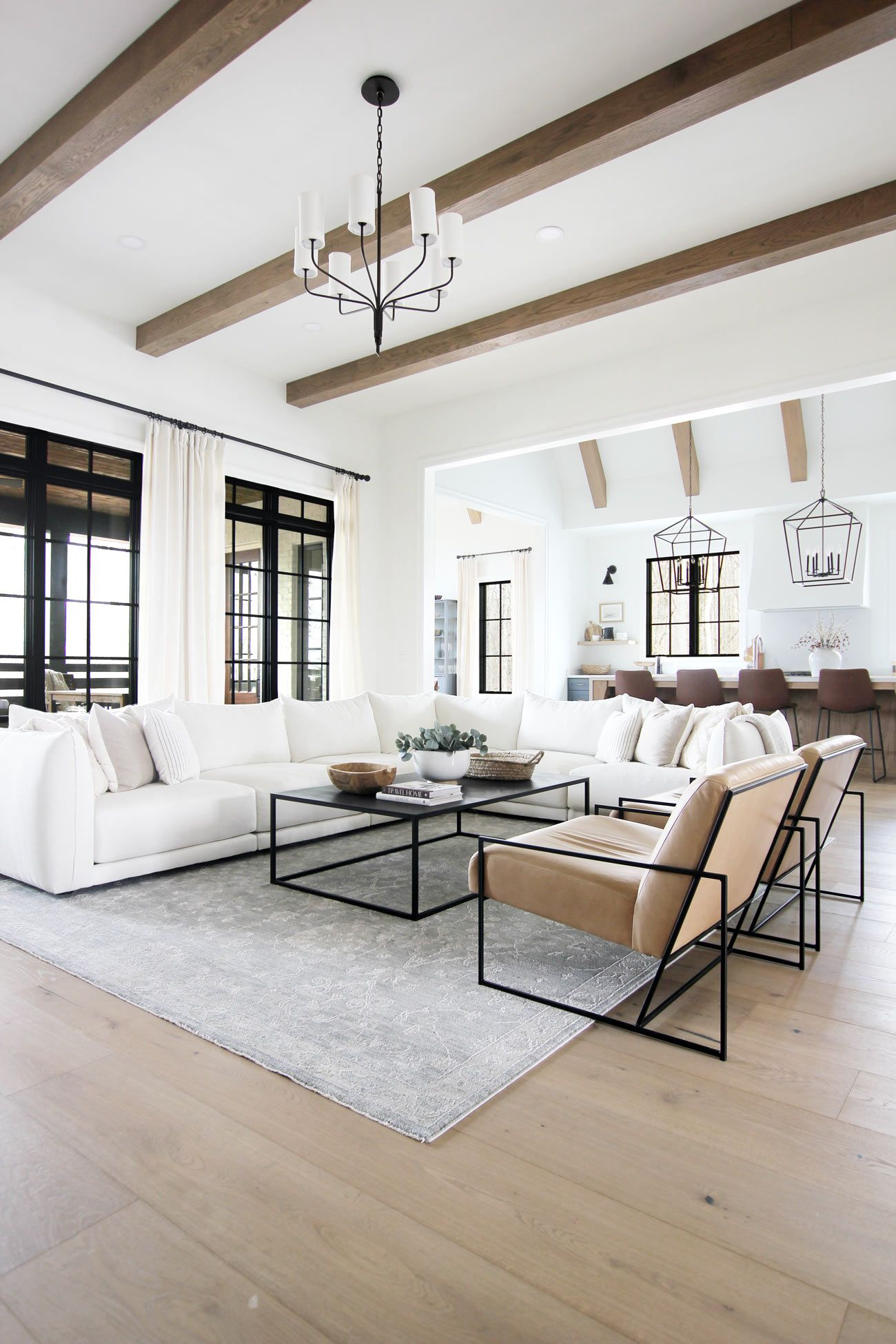 Photo of How to Add Warmth to an All White Room