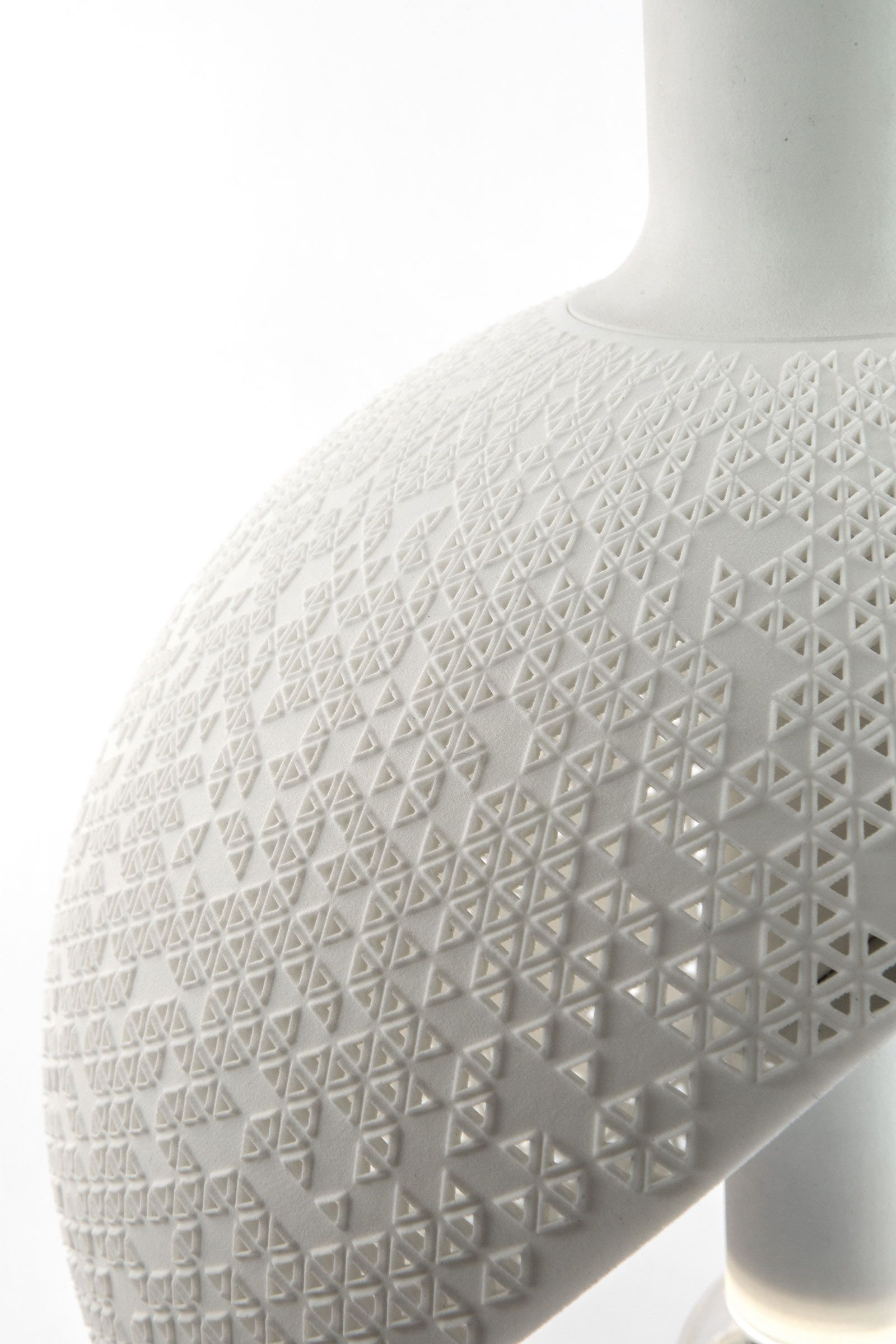 3D printed / fractal / fermat / structure / texture