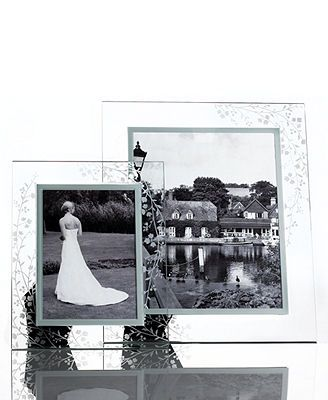 Martha Stewart Collection Picture Frames, Trousseau Glass Collection ...