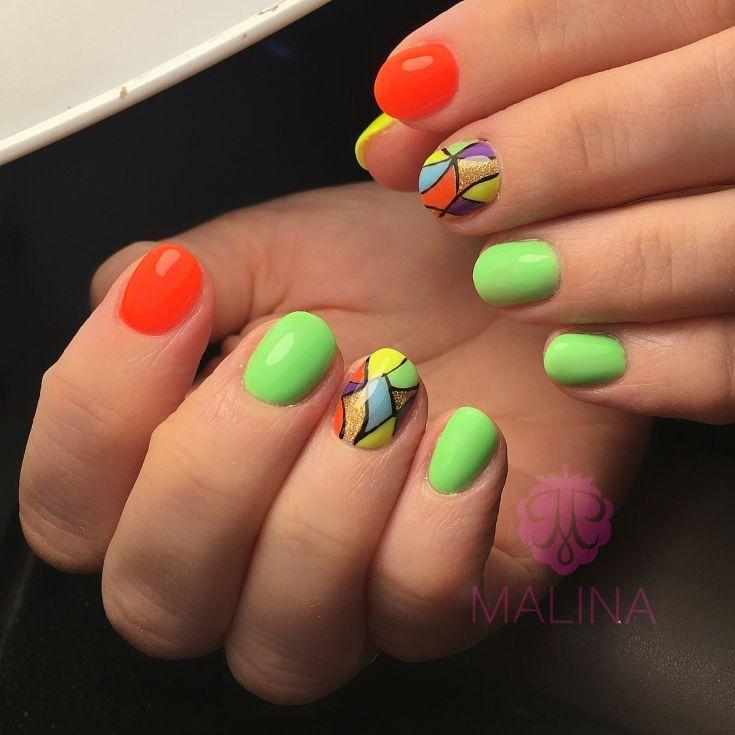 Top 60 Fashionable Nail Art Designs Spring 2018 Art Design Nails