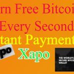 Earn Free Bitcoins Every Second Get Instant Payment T Xapo Wallet -