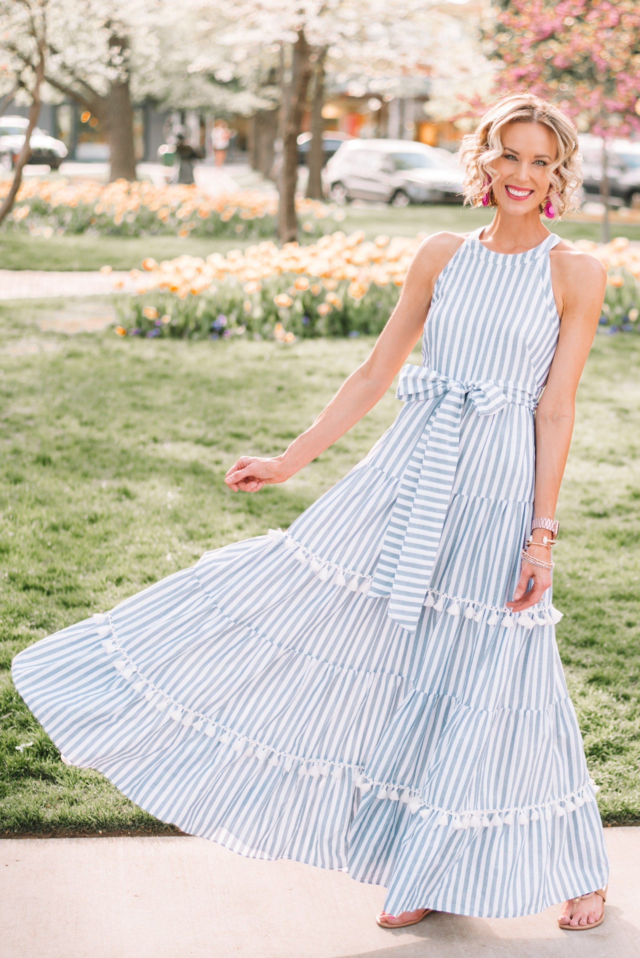 The Maxi Dress Of My Dreams Straight A Style Womens Fashion Spring Dresses Maxi Dress Fashion [ 3235 x 2160 Pixel ]