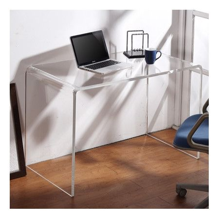 Wyndham Acrylic Writing Desk - FTC 2 on Joss & Main