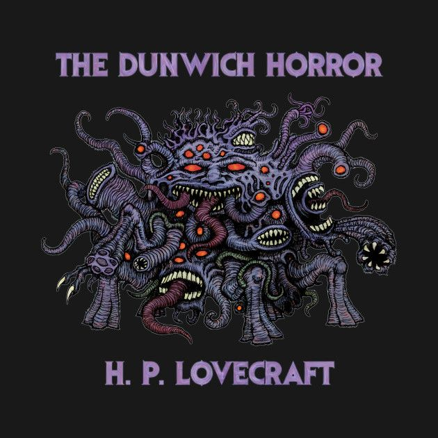 The dunwich horror, Best book covers, Lovecraft