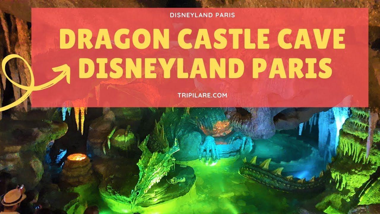 Disneyland Paris Dragon The Dragon S Lair Disneyland Paris La Taniere Du Dragon