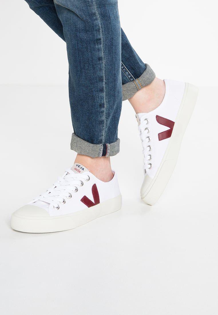 Trainers white/marsala Women Shoes,Veja
