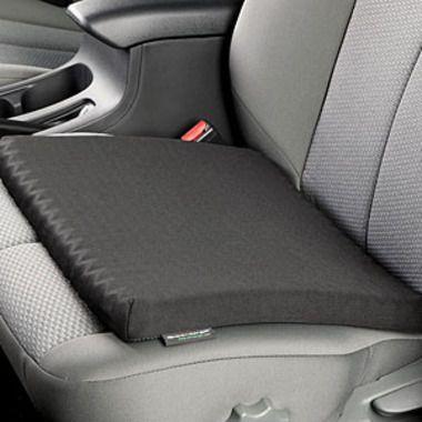 Wondergel Cushion With Images Purple Cushions Cushions Car Seats